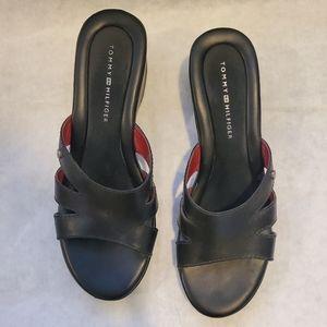 Vintage Tommy Hilfiger Chunky Sandals